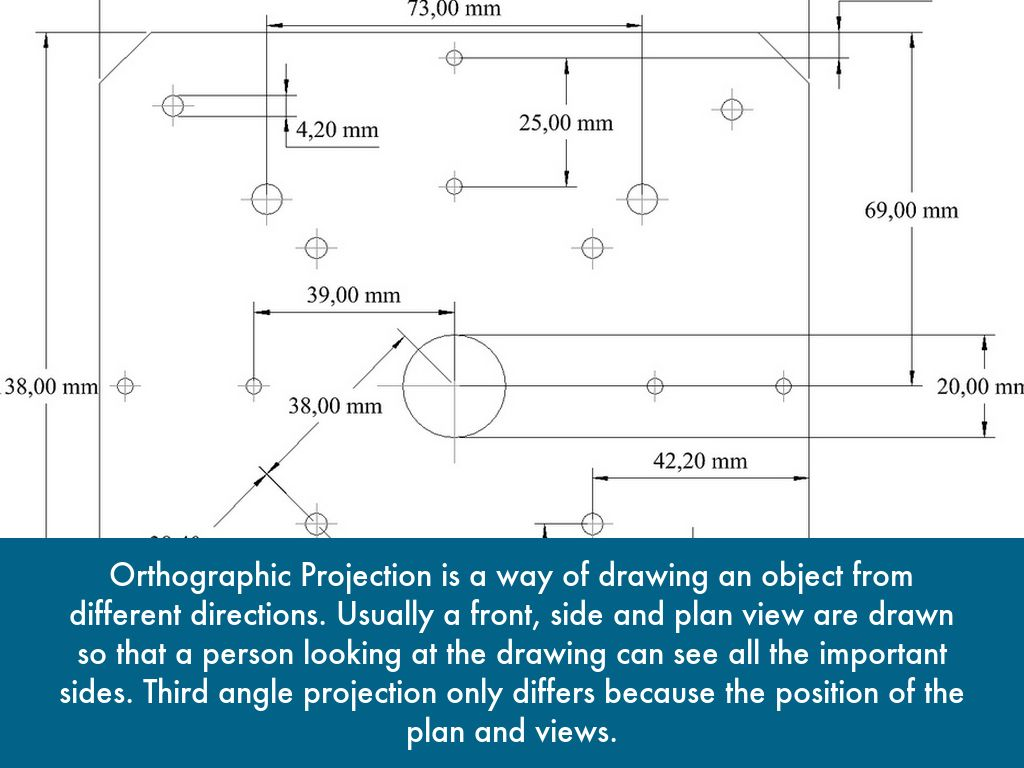 Orthographic Projection By Austin Nagl