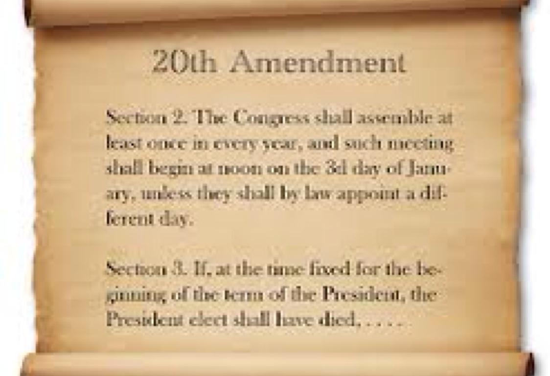 List Of Amendments Quizlet