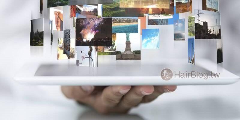 用第三方APP在手機上管理、整理google+相簿