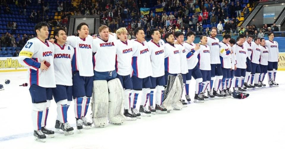 Hockey Masculino Corea