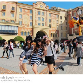 [旅遊]Day 4.迪士尼Disney Sea嗨翻天拉。。。