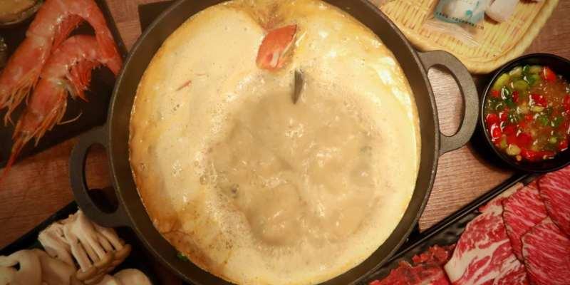 【桃園】中壢海姥姥鮮鮮鍋物,吃完不只空虛寂寞還很冷