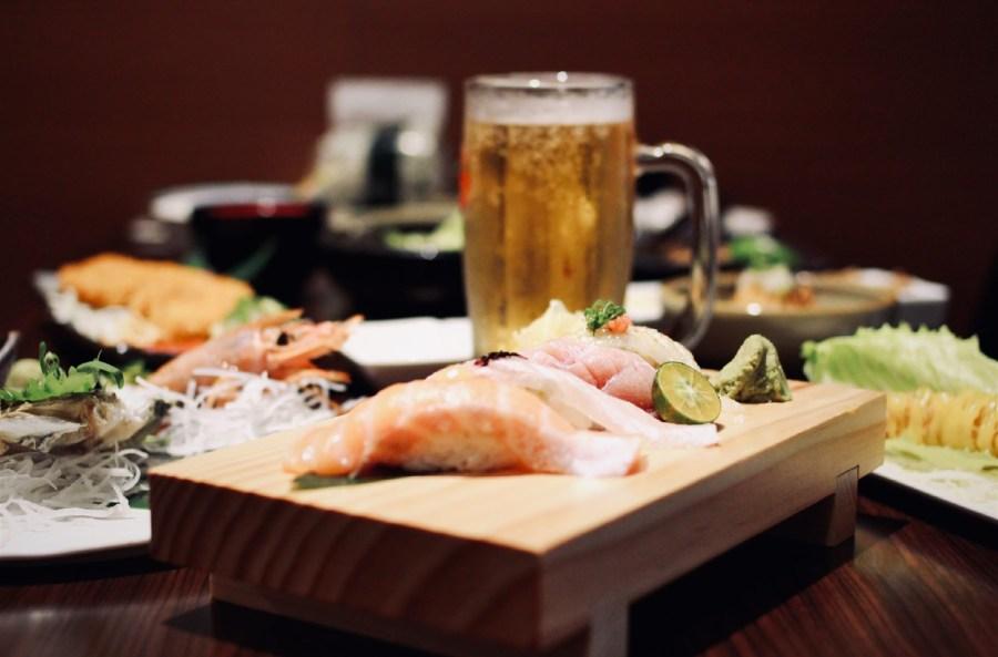 【桃園】中壢海童日式料理二番店,平價也能吃到優質的日式無菜單料理