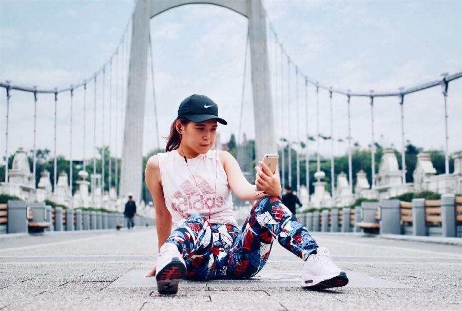 穿搭分享/Miracle.YH予勳國際,運動休閒的瑜珈褲也可以很時尚