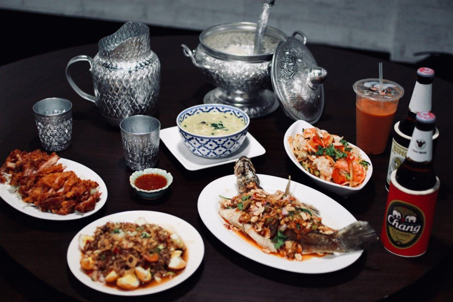 【新北】三重暹羅泰式廚房,正宗道地泰式料理保證好吃,不好吃來揍榜哥!