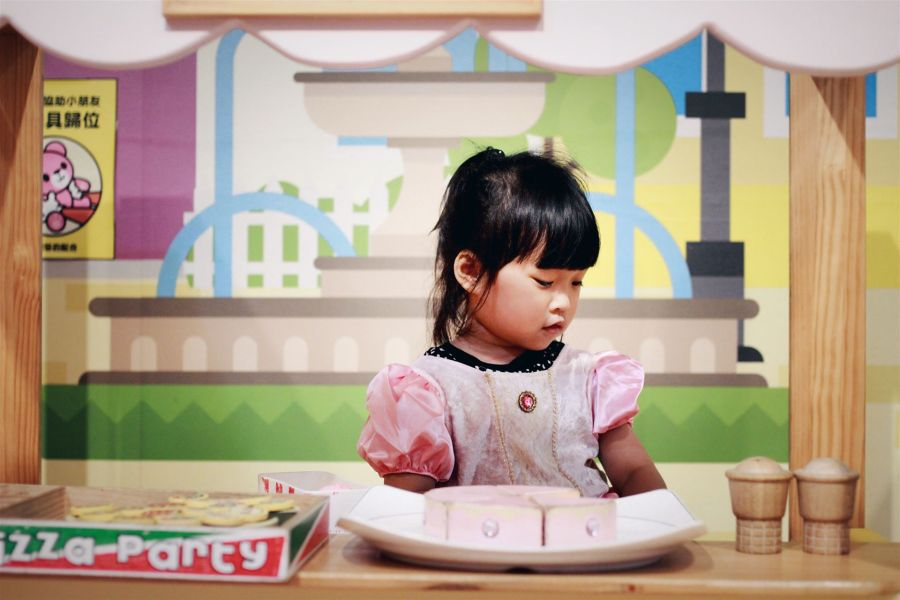 台中親子景點/大魯閣遊戲愛樂園,享受親子同樂的歡樂時光