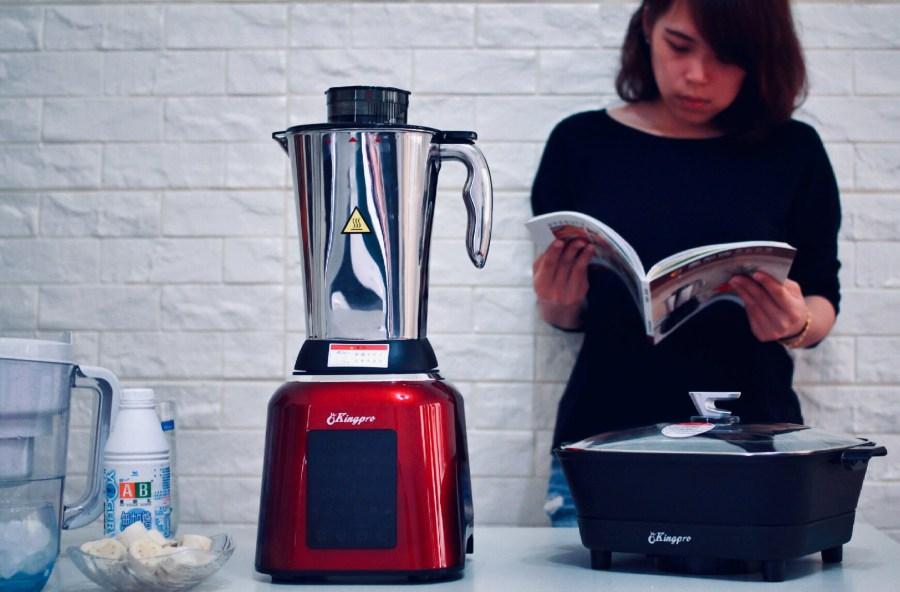 【分享】鳳梨牌養生奇機行動廚房,讓Ann來示範有多好用!