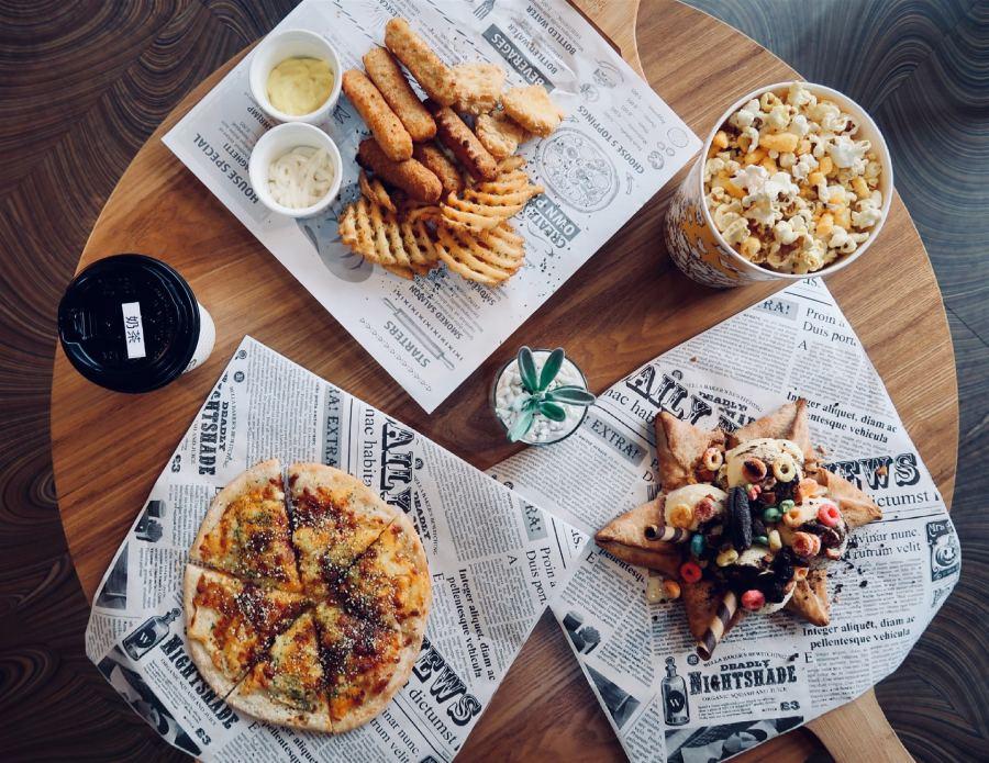【桃園】龍潭Pizzeria MWL美味樂手作披薩,道地拿坡里式披薩就在小人國