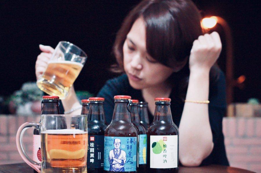 【分享】台灣艾爾精釀啤酒,今晚誰想跟我喝一杯 Part 2