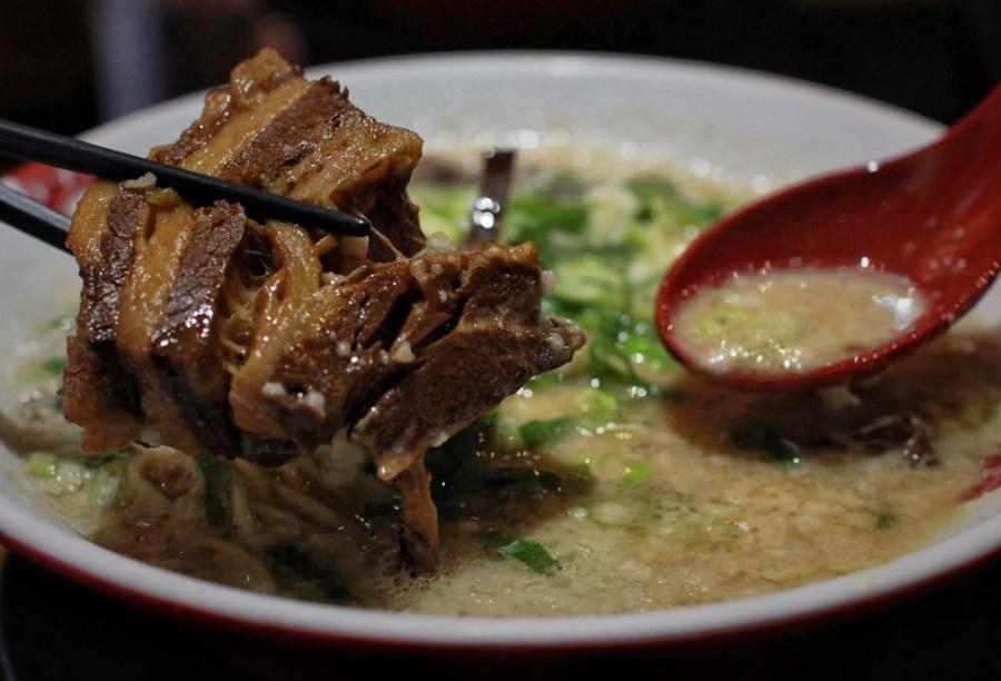 台北日式美食/ラーメン凪nagi豚骨拉麵天母店,客製專屬自已的好吃拉麵