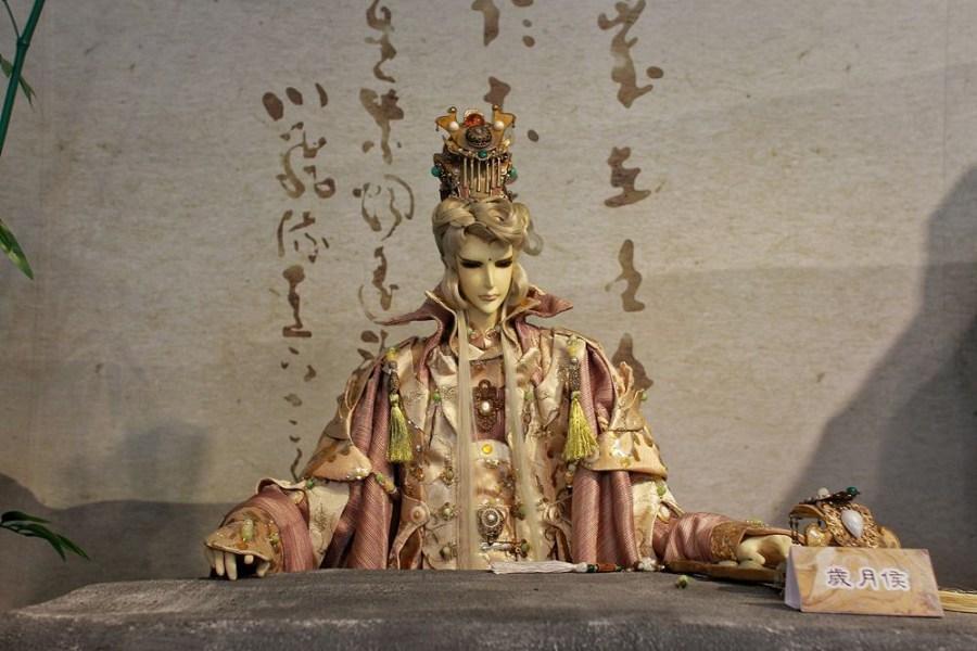 雲林旅遊景點/雲林布袋戲館,一個人要退到哪裡才不是江湖