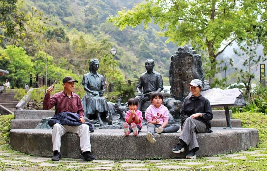 新竹旅遊景點/張學良故居、將軍湯、三毛夢屋,一次蒐藏五峰清泉風景區景點