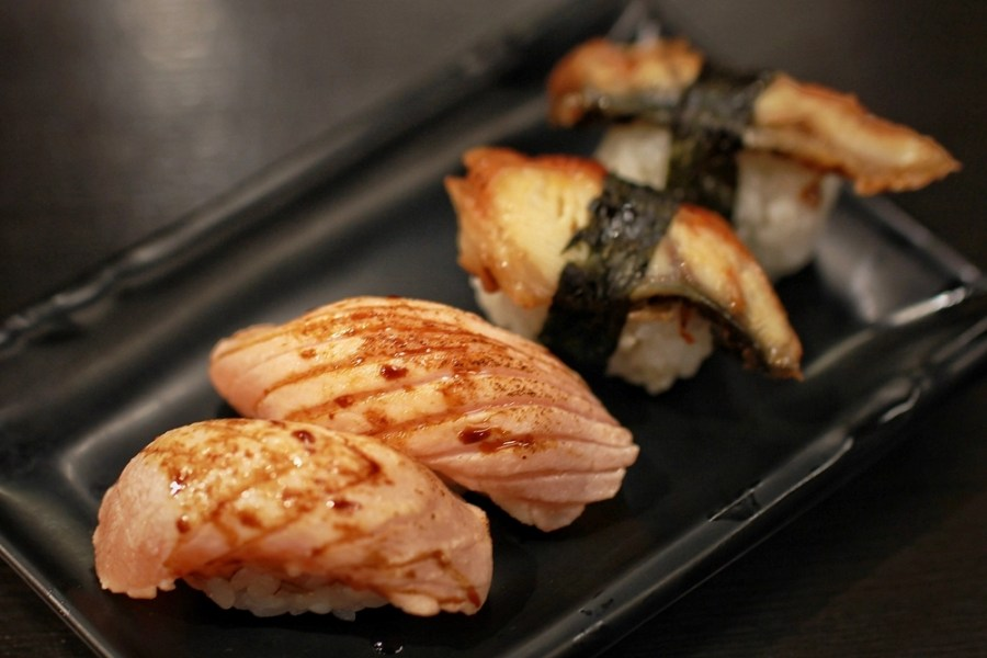 桃園日式料理/蘆竹樂壽司,結合日式與美式加州創意料理,但榜哥說不會再來了!