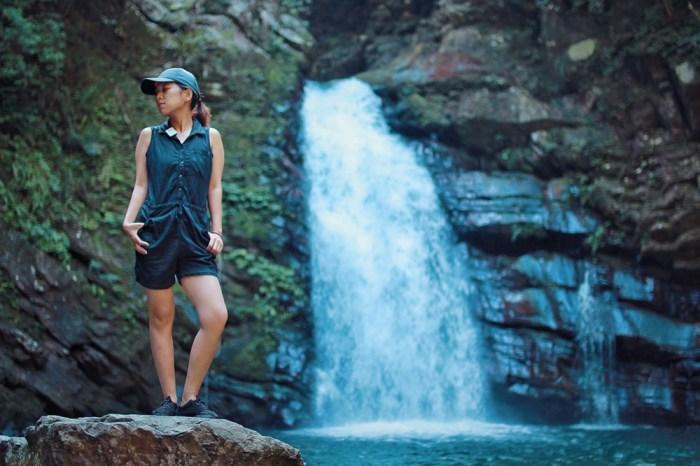 桃園旅遊景點/復興優霞雲瀑布(鐵木瀑布),步行不用10分鐘輕鬆抵達傳說的仙境