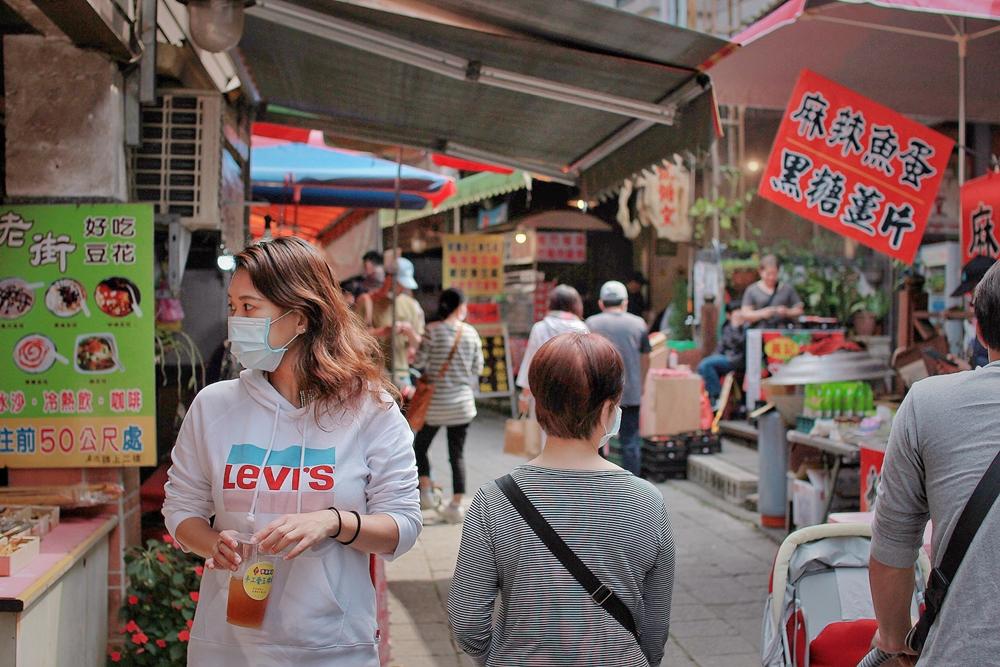 苗栗旅遊景點/泰安洗水坑豆腐街(清安豆腐老街),一次分享7間小吃美食你最愛你一家