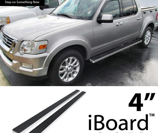 Image Is Loading 4 034 Eboard Running Boards Fit Ford Explorer