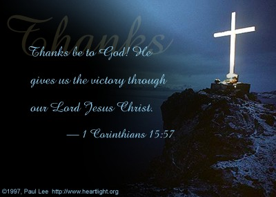 1 Corinthians 15:57 (27 kb)