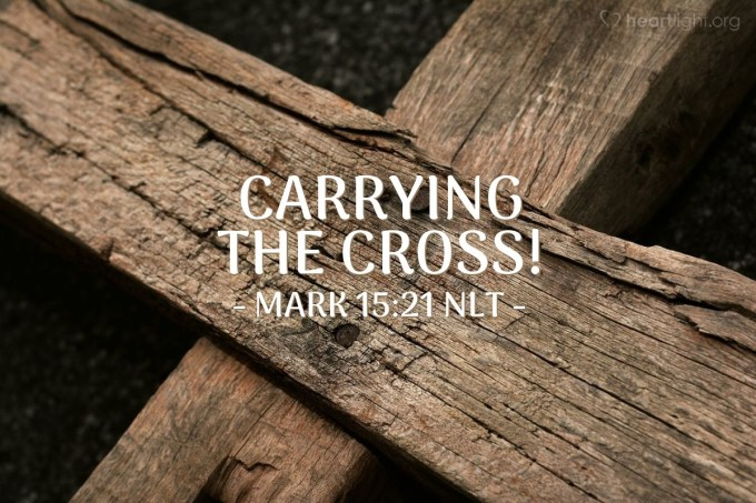 Image result for SIMON OF CYRENE CARRIES THE CROSS OF JESUS