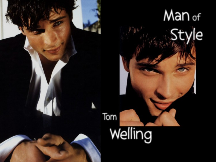 Wallpapers Celebrities Men  Tom Welling-Man of Style