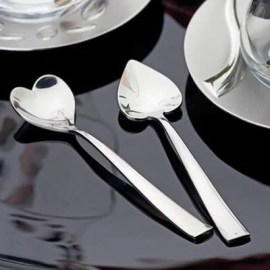 Çiftlere Özel Hediye Çay Kaşığı Seti
