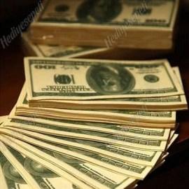 Yılbaşı Özel Hediyesi Dolar Peçete