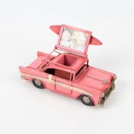 Kız Arkadaşa Özel Çok İşlevli Antika Araba