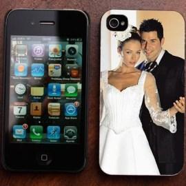 Kişiye Özel Fotoğraf Baskılı iPhone 4-4s Kılıfı
