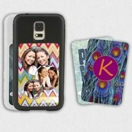 Kişiye Özel Samsung Galaxy S5 Telefon Kılıfı