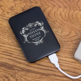 Arkadaşa Özel Hediye Taşınabilir Batarya