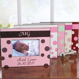 Yeni Doğan Bebek Hediyesi Resim Çerçevesi