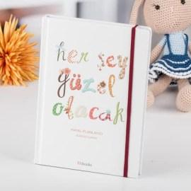 Sevgilime Hediye Hayal Planlayıcı Hediye Kitap