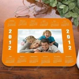 Kız Arkadaşa Yeni Yıl Hediyesi Takvimli Mouse Pad