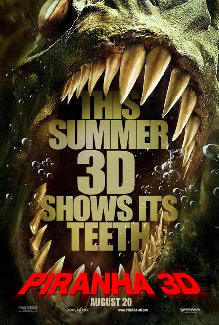 3D食人魚再看一遍的原因是…