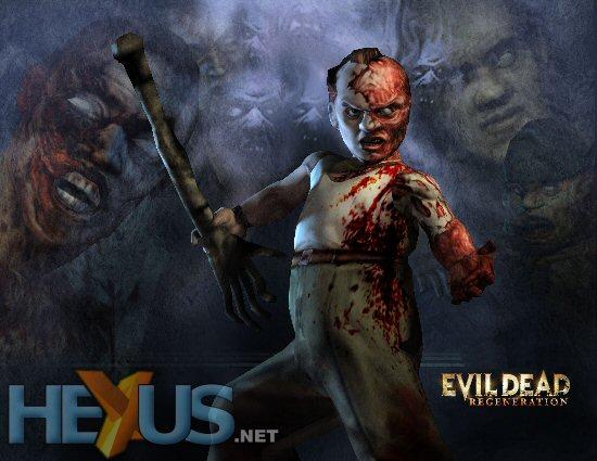 Evil Dead Regeneration Xbox 360 Feature