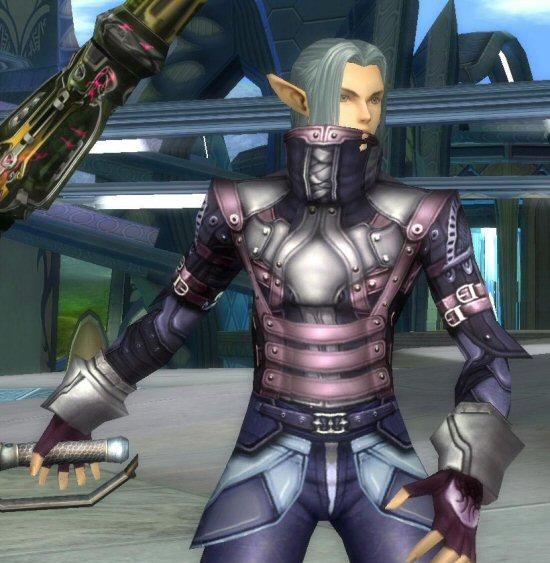 RF Online Character Screenshots PC Feature