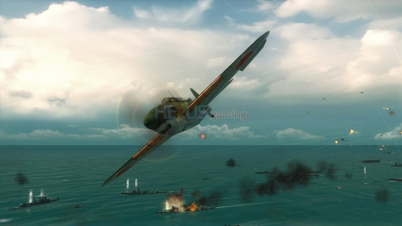 battle of midway colouring