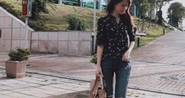 [日常穿搭] Proenza Schouler包+Equipment襯衫+AG牛仔褲+Valentino鉚釘鞋