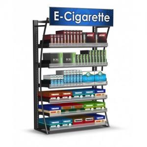 retail cigarette display stand smoke shop wall hanging display case of item 107202612