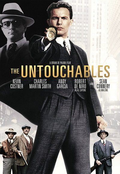The Book The Untouchables