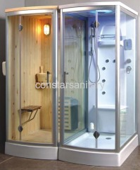 Steam Shower Cabin From China Manufacturer Hangzhou