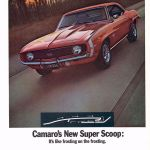 When Less Was More Selling The 1969 Chevrolet Camaro Hemmings