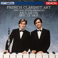 /Paul Meyer French Clarinet Art Le Sage(P)