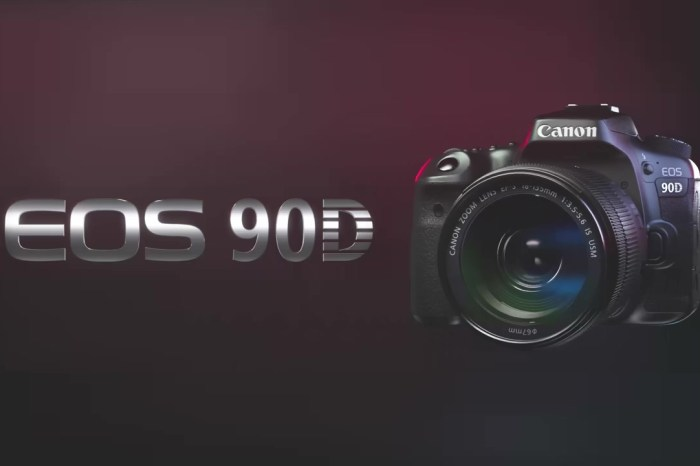 [3C NEWS] Canon EOS 90D 規格流出 ,DIGIC 8 晶片、3250 萬、全 45 點十字對焦,4K/30P 錄影