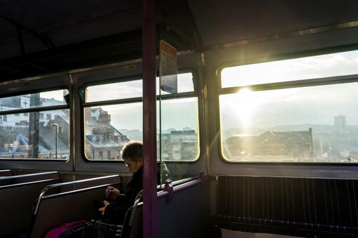 [想攝影44] 攝影日記 005 – 區間列車