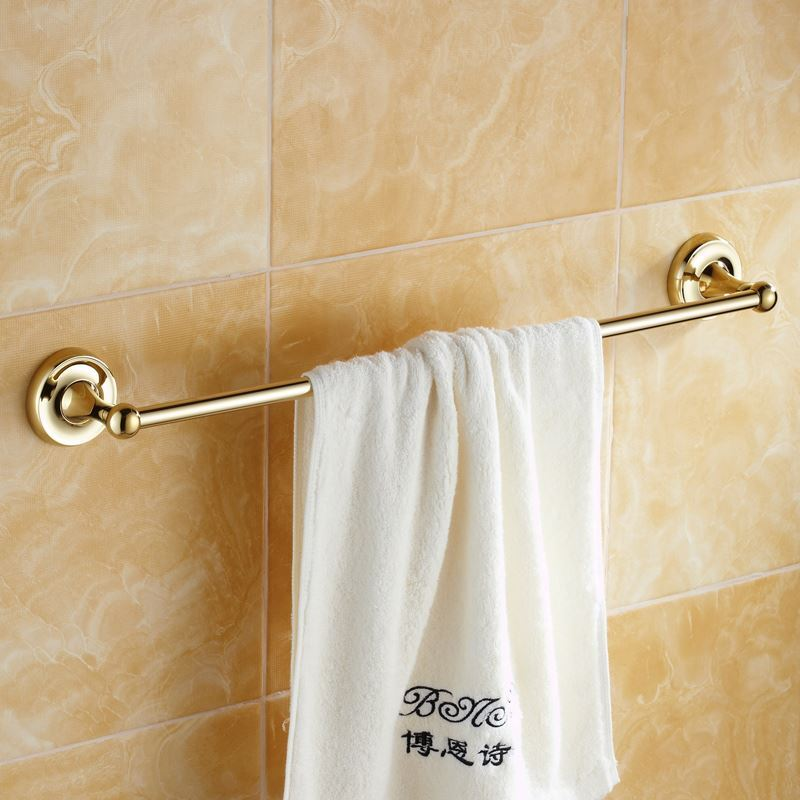 Out Of Stock Modern Bathroom Accessories Ti PVD Towel