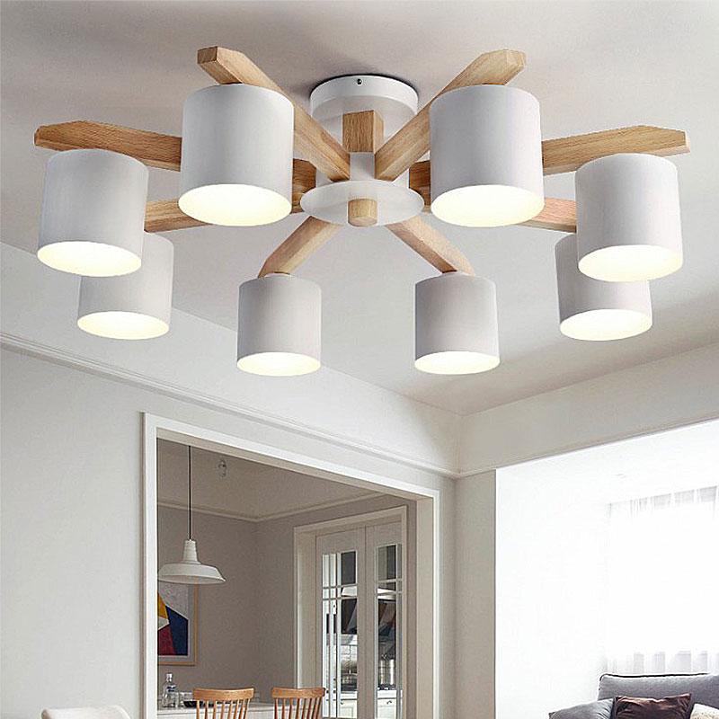 lampes pour salon cuisine style nordique