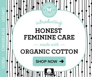 Shop the new Honest Feminine Care line!