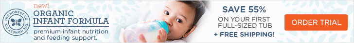 Try Our New Organic Infant Formula!