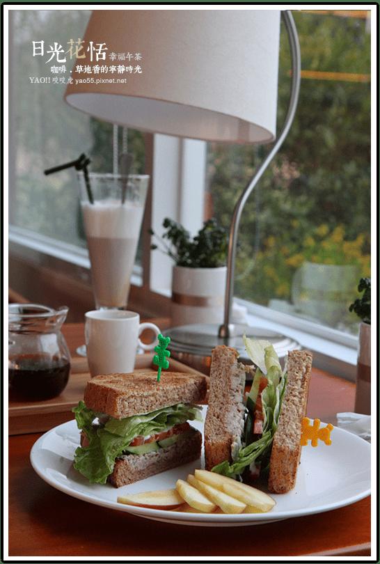 【食記】高雄仁武|日光花恬精品咖啡館,幸福午茶、咖啡、草地香的寧靜時光。