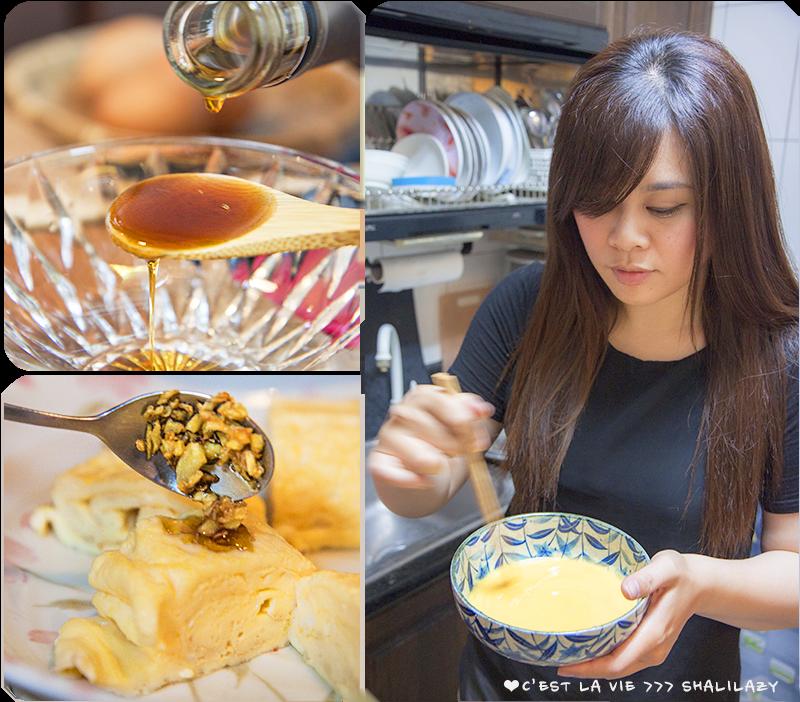【美食】食譜 林記順發蔴油,日式蛋捲x台式風味,創意輕食料理超easy!